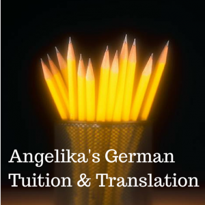 Angelika's German Tuition & Translation big