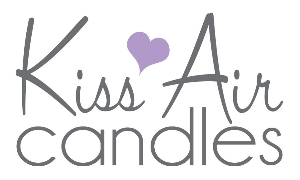Kiss-Air Candles Logo for web